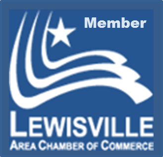Member of the Lewisville Area Chamber of Commerce