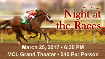2017 Lewisville Lions Night at the Races